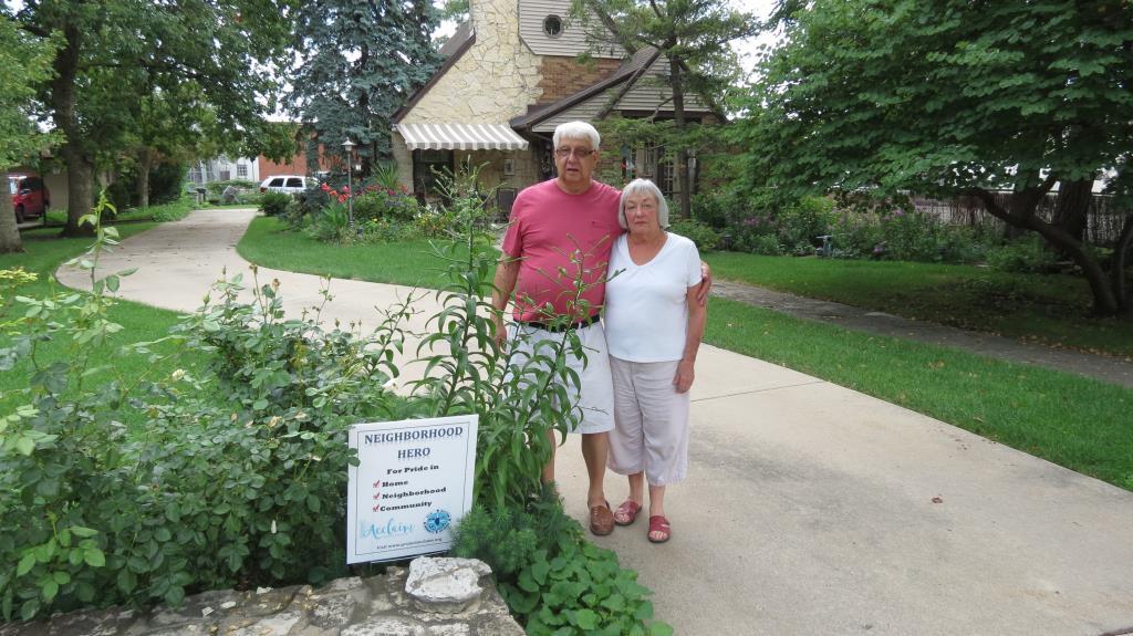 Peter and Judy Valek 5 N. Midland Ave.