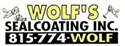 Wolf's Sealcoating, Inc. 815-774-WOLF