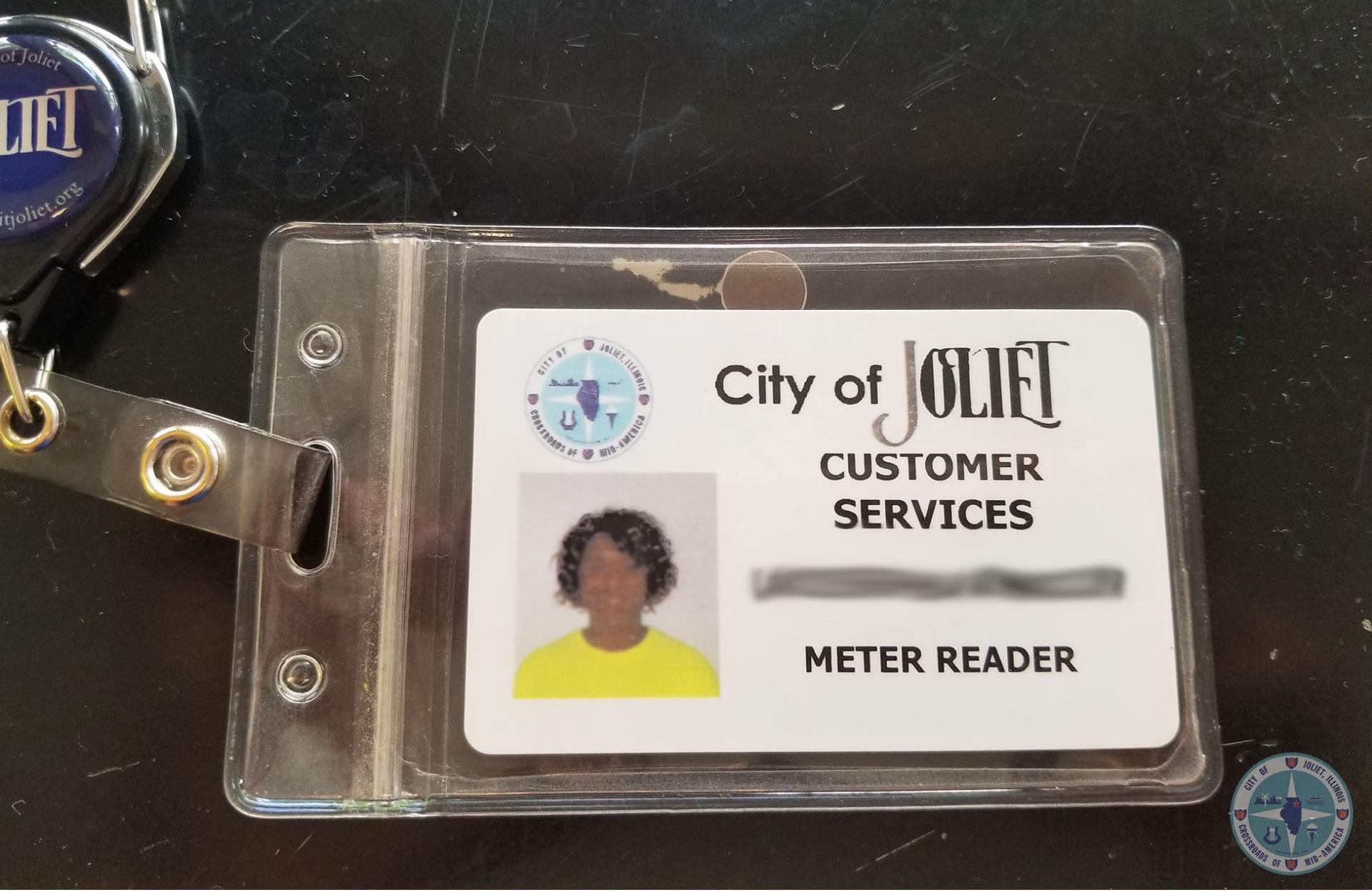 Meter Reader ID