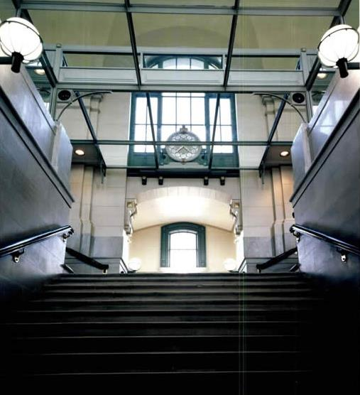 Image of Stairs in Union Station