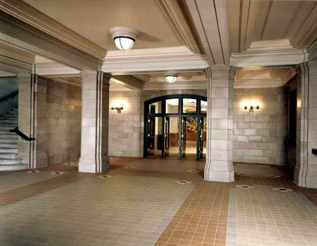 Image of inside of Union Station