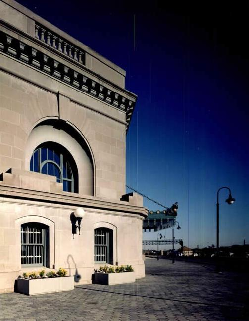 Image of Corner of Union Station