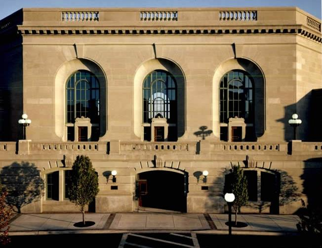 Image of Front of Union Station