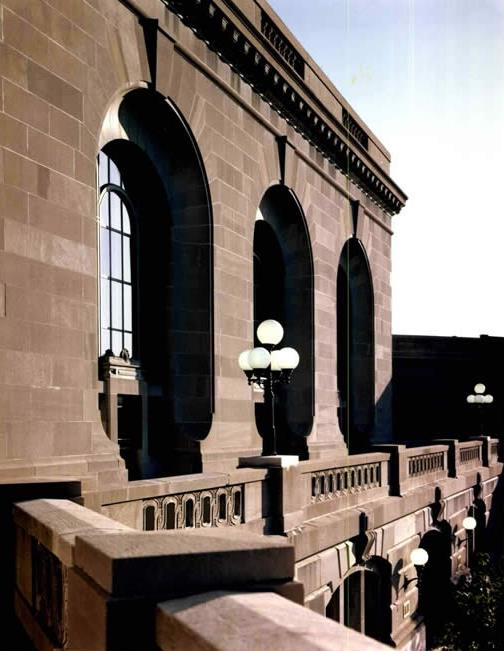 Image of outside of Union Station