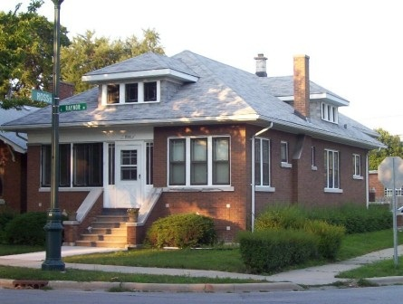Image Of The Robert W And Rilla Harper House