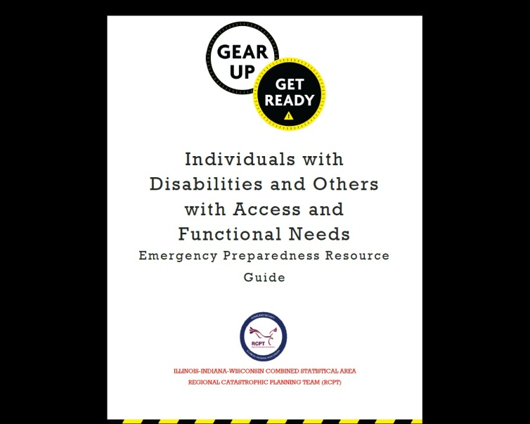 Emergency Guide for Disability and Other Needs
