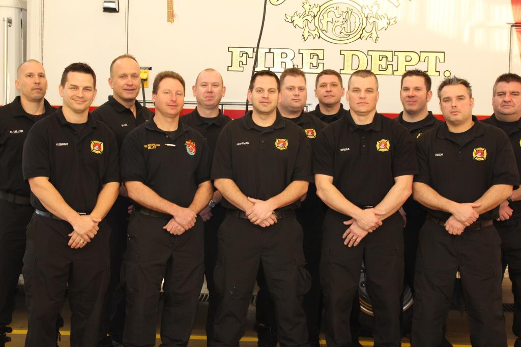 JFD Arson Team 2016