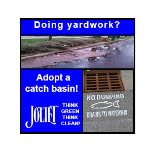 Adopt a Catch Basin