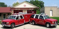 Fire Investigation Vehicles
