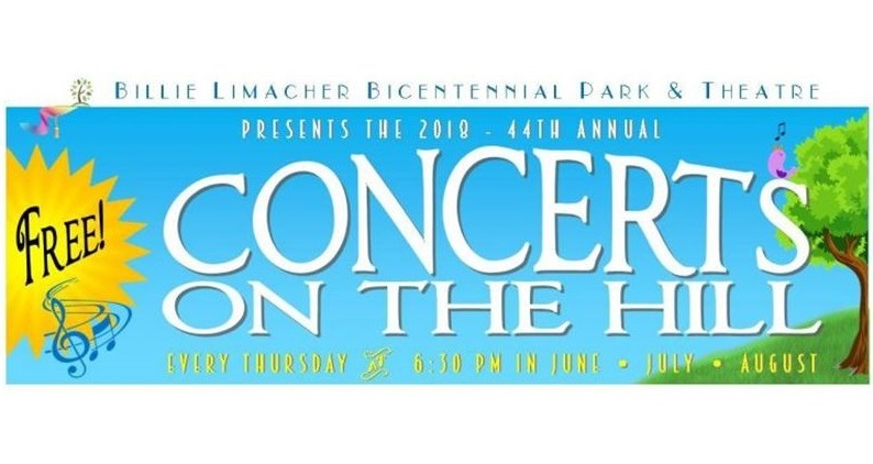 Concerts on the Hill logo