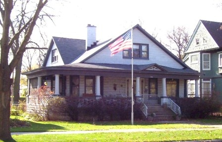 Image of The L.B. Mather house